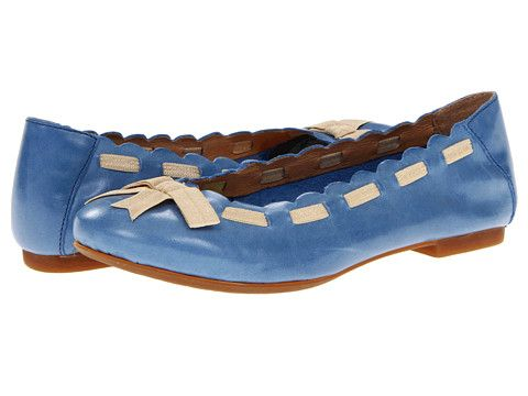 Born Marnee Blue Burnished Full Grain Leather - Zappos.com Free Shipping BOTH Ways