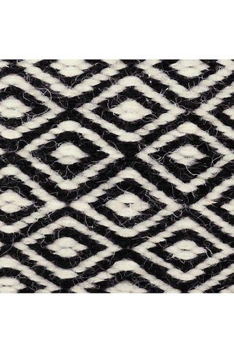 Wool mat/  Villamatto, 170x240 cm  From Ellos