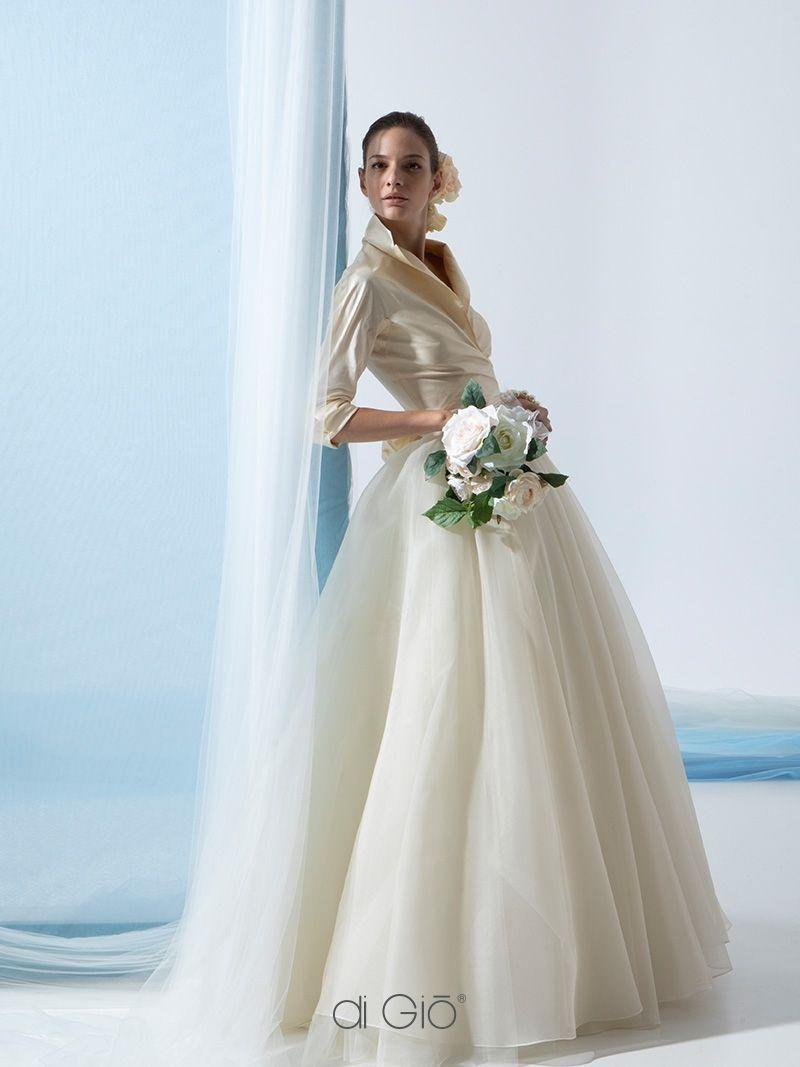 Vestiti Da Sposa Le Spose Di Gio.Abiti E Vestiti Da Sposa Milano Nuova Collezione Le Spose Di Gio