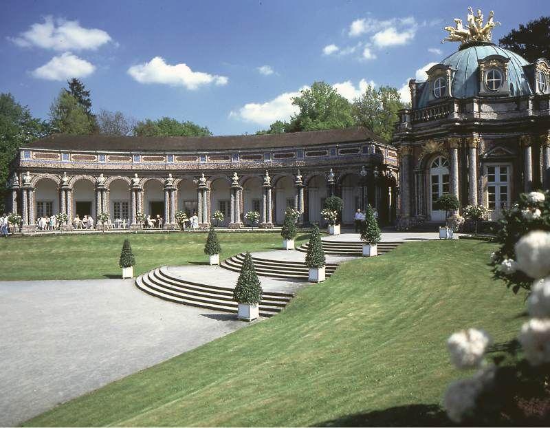 Eremitage Bayreuth Bayreuth Deutschland Burgen Europa Reisen