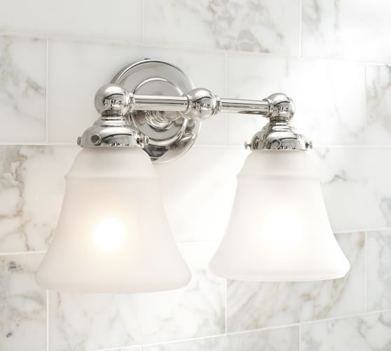 Sussex Double Sconce | Pottery Barn