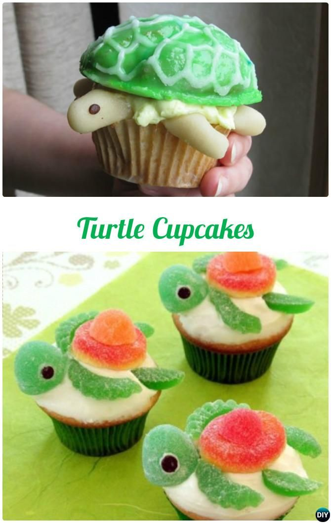 50 most creative cupcake ideas to surprise any dessert for Creative cupcake recipes and decorating ideas