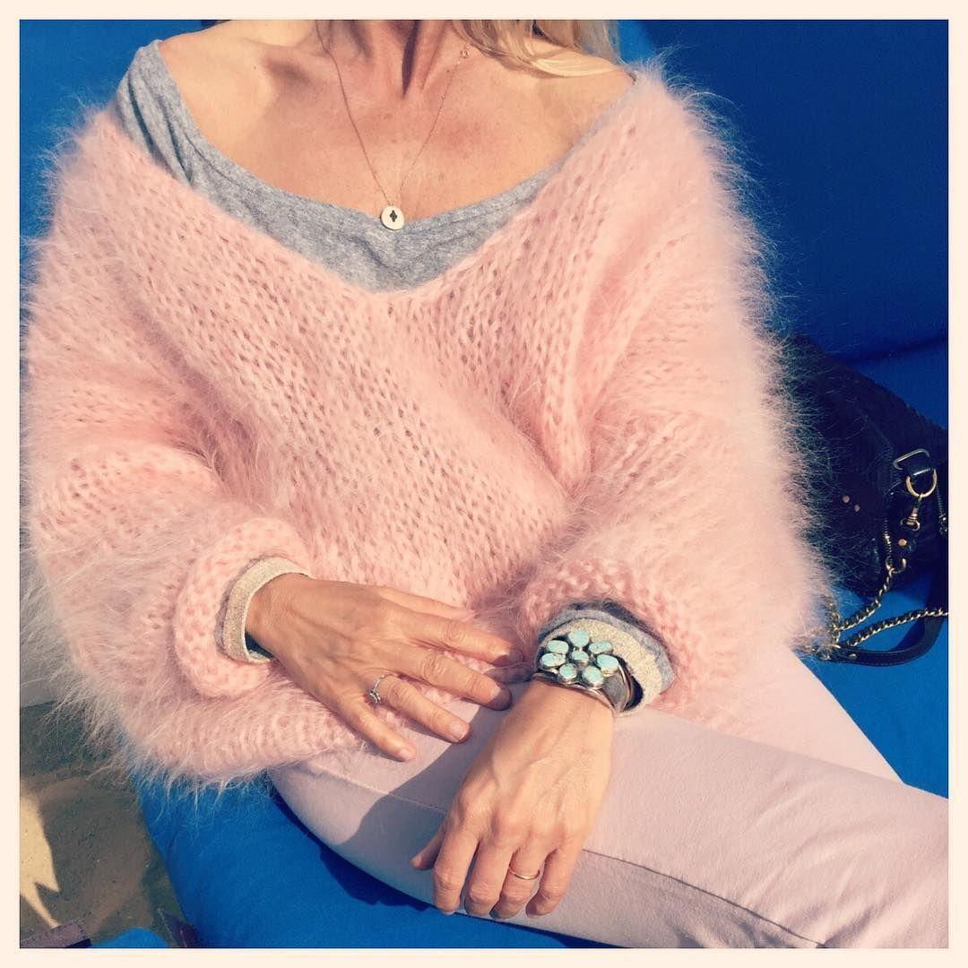 Pin de Ewelina en Fashion | Pinterest | Tejido, Sweter y Patrones de ...