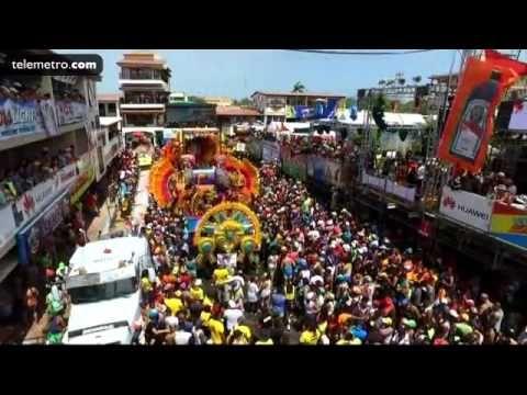 Lunes De Carnaval 2016 Cueco Calle Arriba De Las Tablas