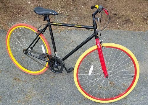 3eab5f39fd3 ON SALE: Thruster Fixie Freewheel or Fixed Gear Bike 27.5