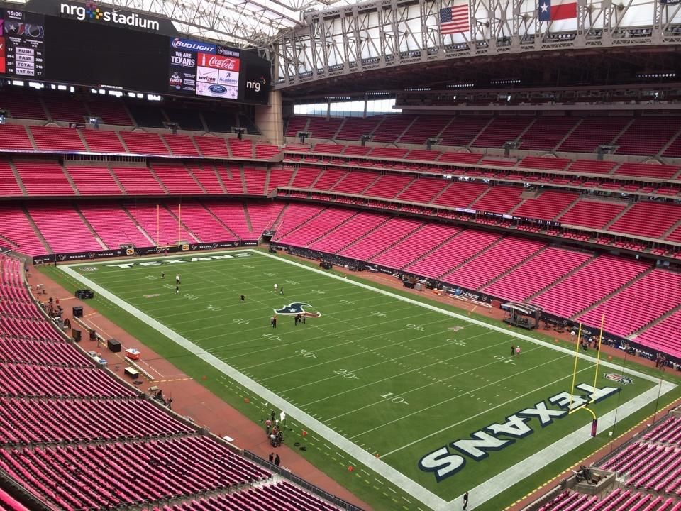 Htc Kimberly On Nrg Stadium Nfl Stadiums Nrg Stadium Houston
