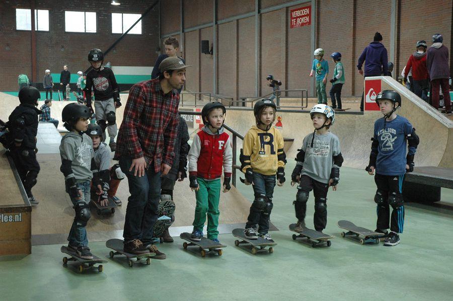Skatepark Sweatshop | Binckhorstlaan 271 Den Haag | ideaal voor jongens rond 7 jaar en ouder voor kinderfeestjes of een fantastische activiteit tijdens de vakantie
