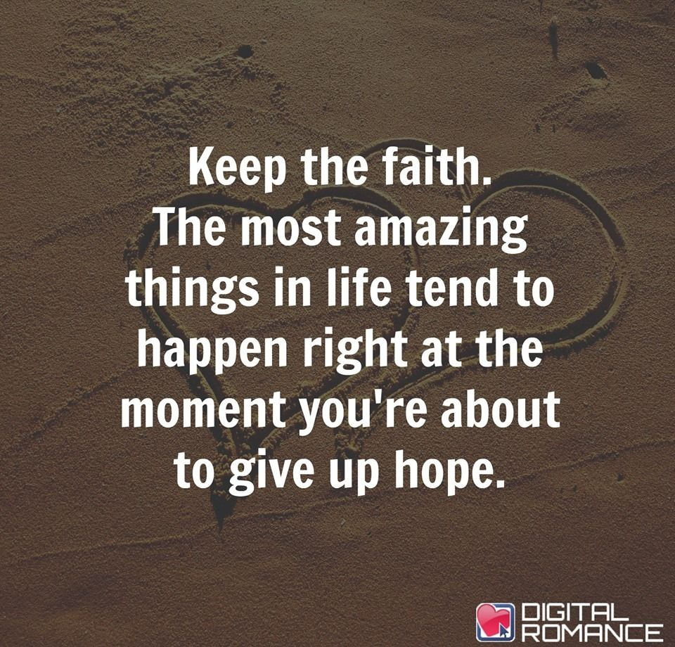 Short Faith Quotes Pinm ♥ On ♥ Quotes  Pinterest