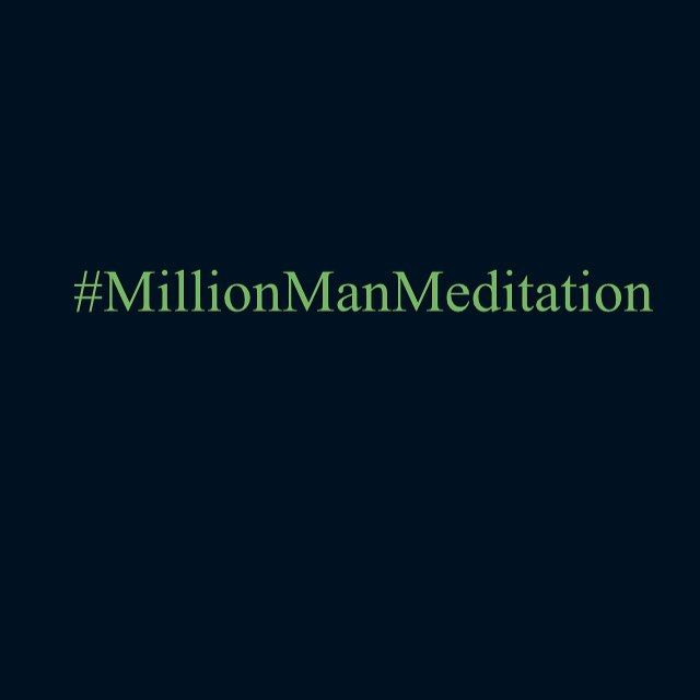 #MillionManMeditation A health and wellness event for the African American male. This is a unifying effort towards healing one of the most wounded elements of the African American community its men!!! Come and learn how to deal with your stress in a different way. Find out the benefits of meditation yoga and personal development for men. ALL WELCOME.  #millionmanmeditation #yoga #meditation #health #wellness #warrior #black #community #feelfree2feelfree by datyogadude