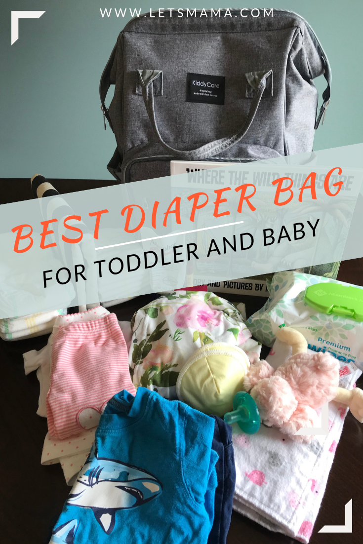 What S In My Diaper Bag For Baby And Toddler