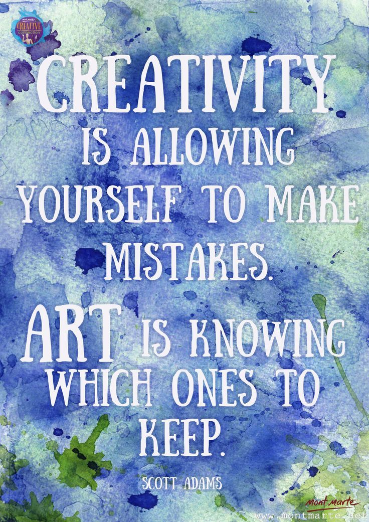 Love this art quote by Scott Adams! quotes art creative