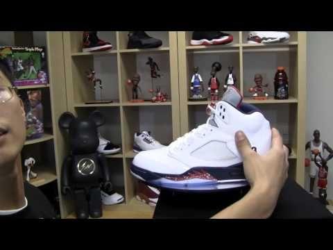Nike Air Jordan 5 V Retro - Olympic 136027-103 PYS.com  bd174ebd9e