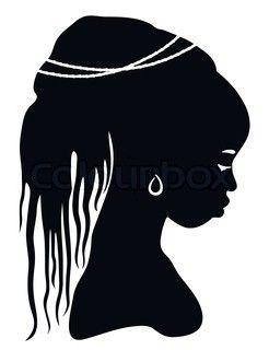 black history month issue black dancers dancer silhouette and rh pinterest com black history month clip art borders black history month clip art free