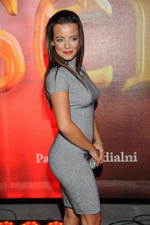Anna Mucha w pięknym ujęciu #moda #uroda #mucha www.scoupon.pl