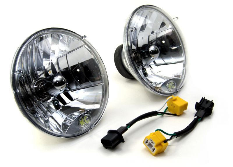 Kc Hilites 42302 Headlight Conversion Kit For Jeep Jk Direct Replacement 2007 2013 Wrangler: 2014 Jeep Wrangler Headl Wiring At Aslink.org