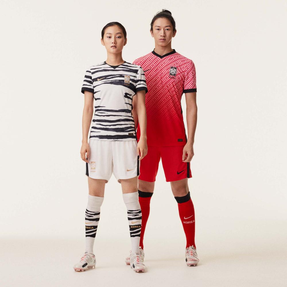 Nike Launch 2020 Kits For Nigeria Usa South Korea Soccerbible Em 2020 Futebol Esportes