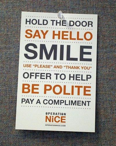 Etiquette and manner Tips #nice