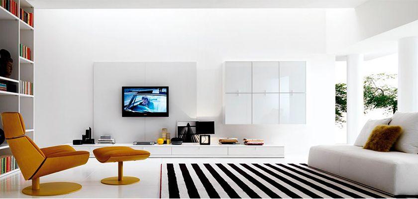 Minimál stílusú otthonok, design bútorokkal 4 lépésben - myhome ...
