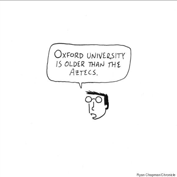 12 Cartoons to Help You Break Awkward Silences