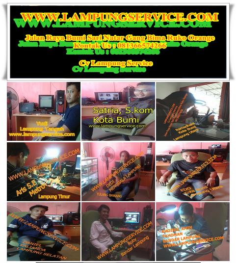 Jasa Seminar Pelatihan Teknisi Servis Cv Lampung Service Cara