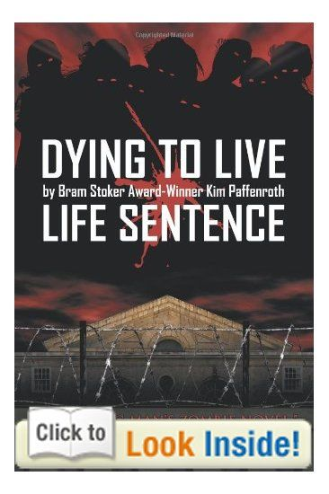 At The End Of The World A Handful Of Survivors Banded Together In A Museum Turned Compound Surrounded By The Living Dead T Life Sentence Live Or Die Sentences