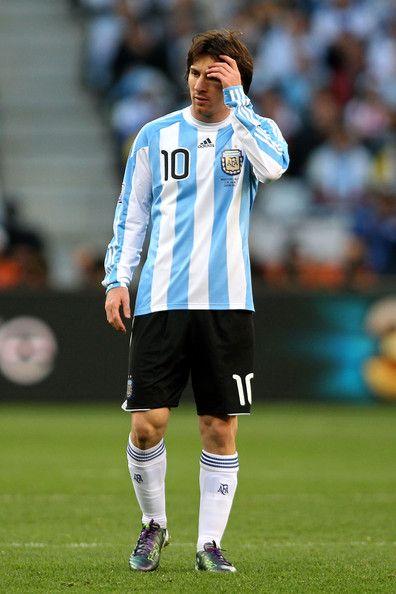 Lionel Messi Photos Photos Argentina V Germany 2010 Fifa World Cup Quarter Finals Lionel Messi Messi Photos Messi