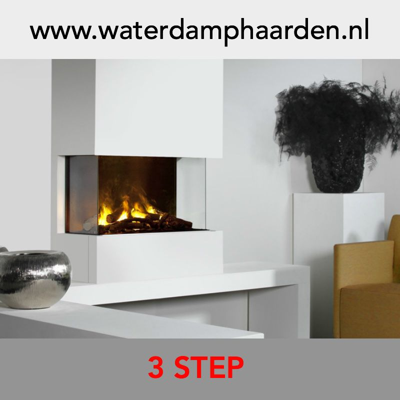 Opti Myst Waterdamp Haard Faber 3step Inbouw Optimist Haard
