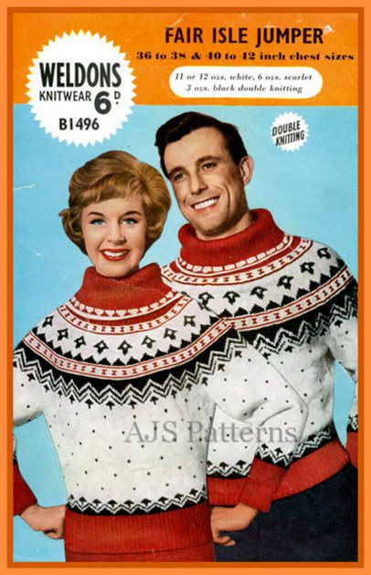 I Am Knitting This As My Christmas Jumper Pdf Knitting Pattern For