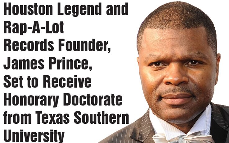 Houston legend and rapalot records founder james prince