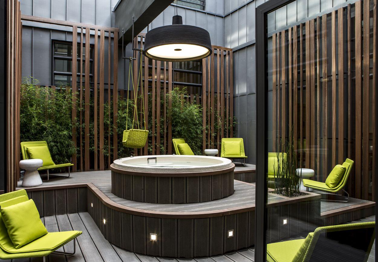 Hotel Le Cinq Codet Le Cinq Codet Hotel Hotel Design Terrasse Interieure Week End A Paris
