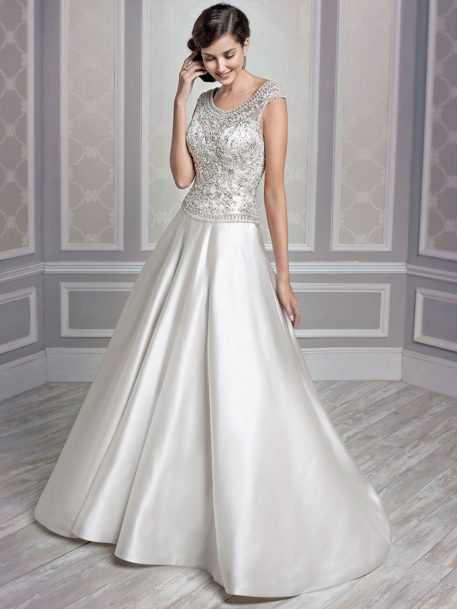 Style 1594 bridal gowns wedding dresses kenneth for Kenneth winston wedding dresses