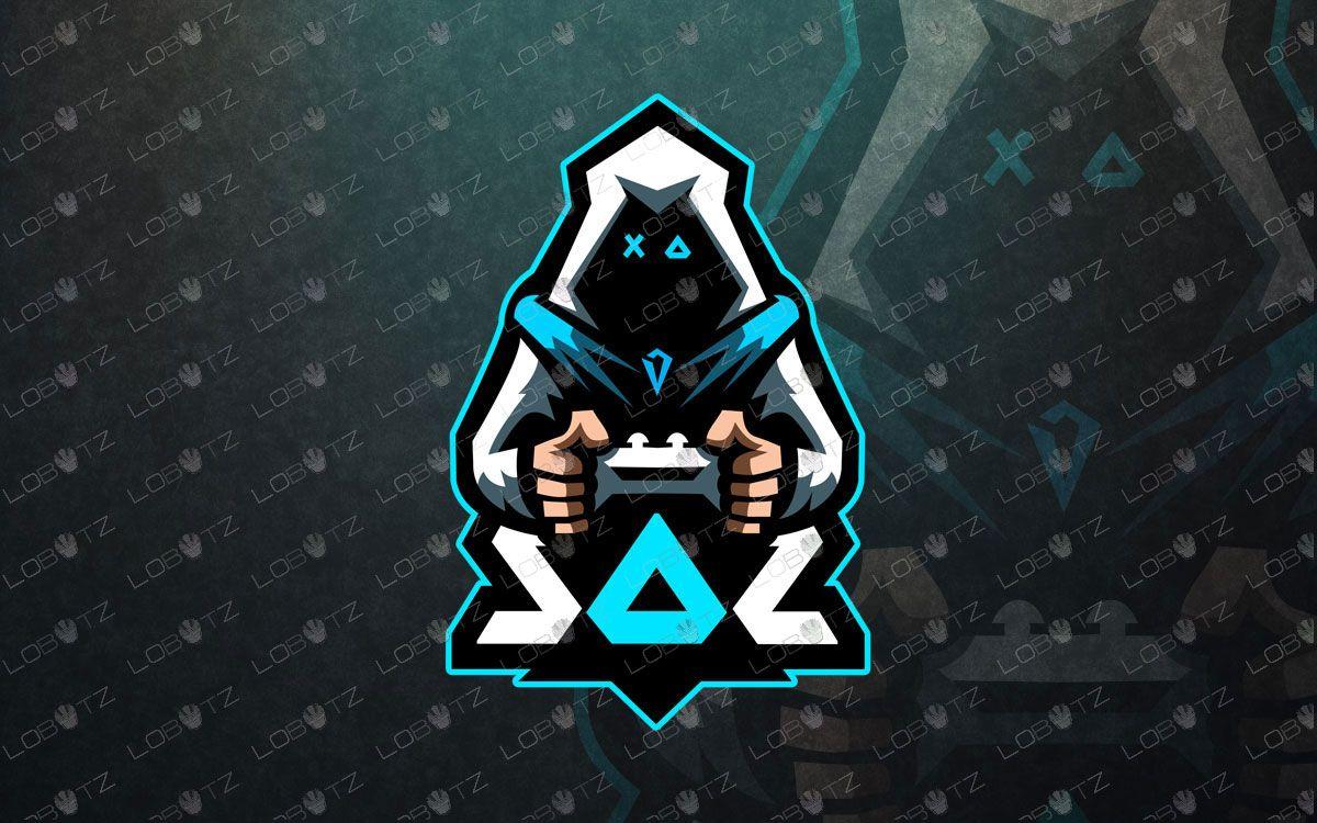 Awesome Gamer Esports Logo Gamer Mascot Logo Lobotz Game Logo Esports Logo Mascot