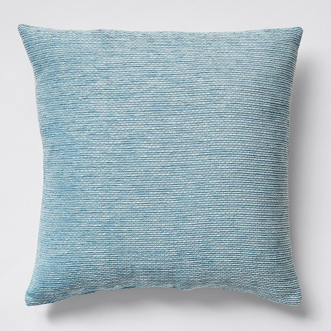 Chenille Textured Cushion Cover Blue Target Australia Cushion Cover Chenille Cushions