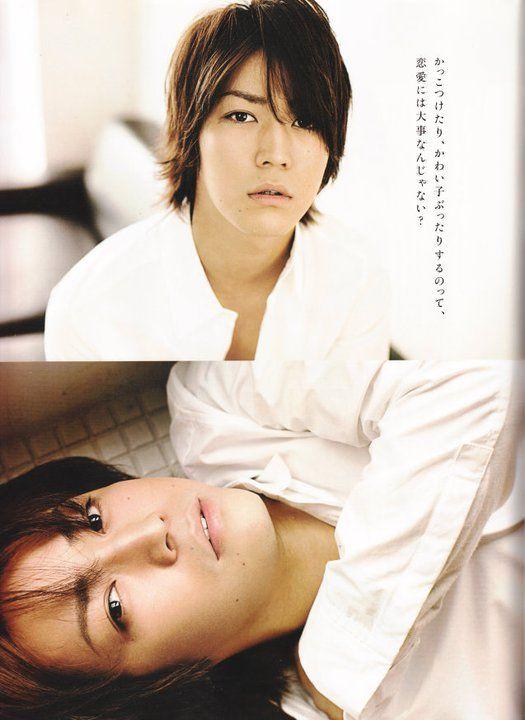 Anan Magazine Kamenashi Kazuya