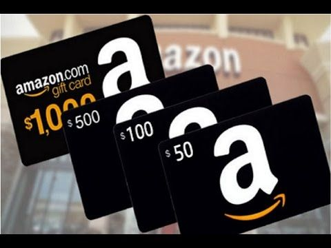 Amazon Gift Card Giveaway!!!!!!!!! | All Gift Cards