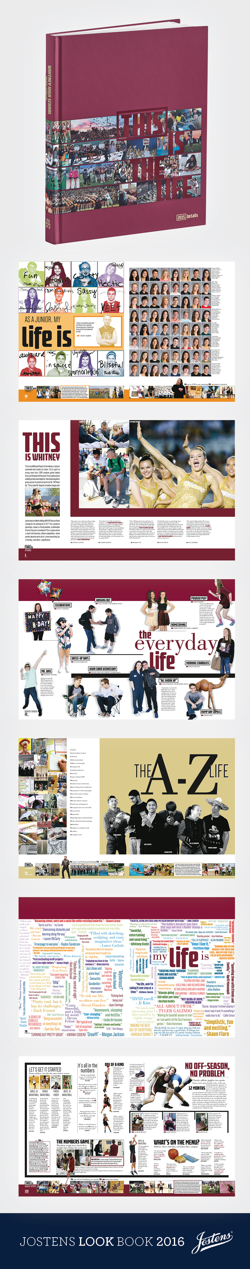 Details Whitney High School Rocklin Ca Jostens Lookbook2016