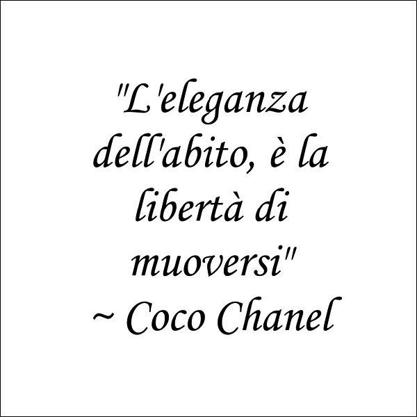 20 idee su Citazioni di coco chanel | citazioni di coco chanel, coco  chanel, citazioni