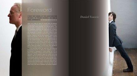 """Daniel Vosovic """"fashion Inside Out"""" Forward By Tim Gunn"""