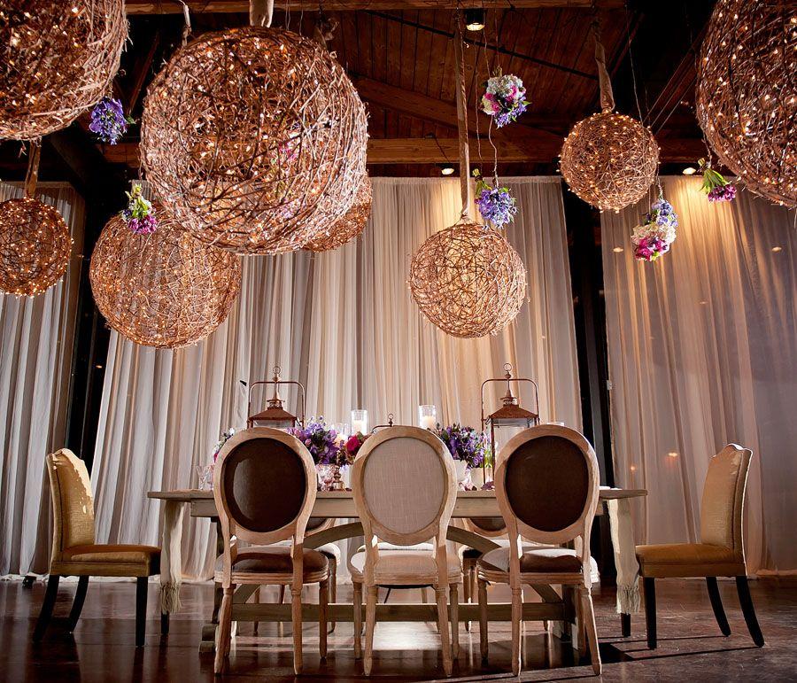 enchanting romance romantic bedroom ideas | Enchanting Rustic Romance Wedding Inspiration | Party ...