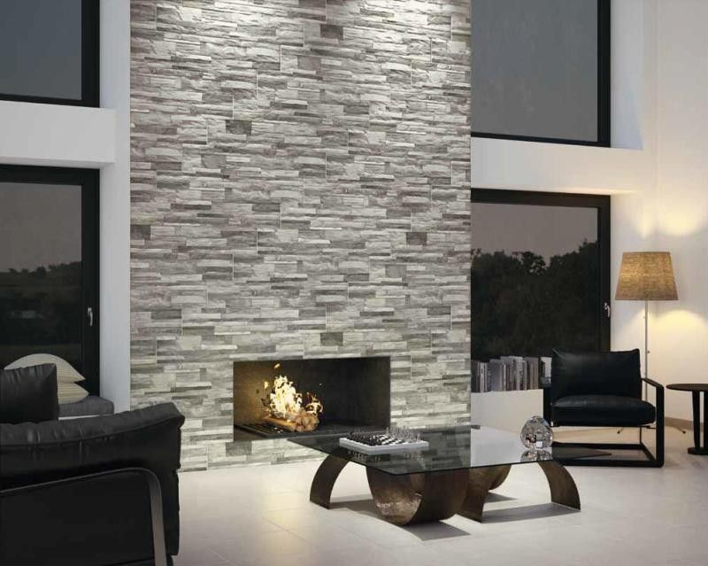 Use This Brick Effect Tile To Create Great Looking Feature Walls