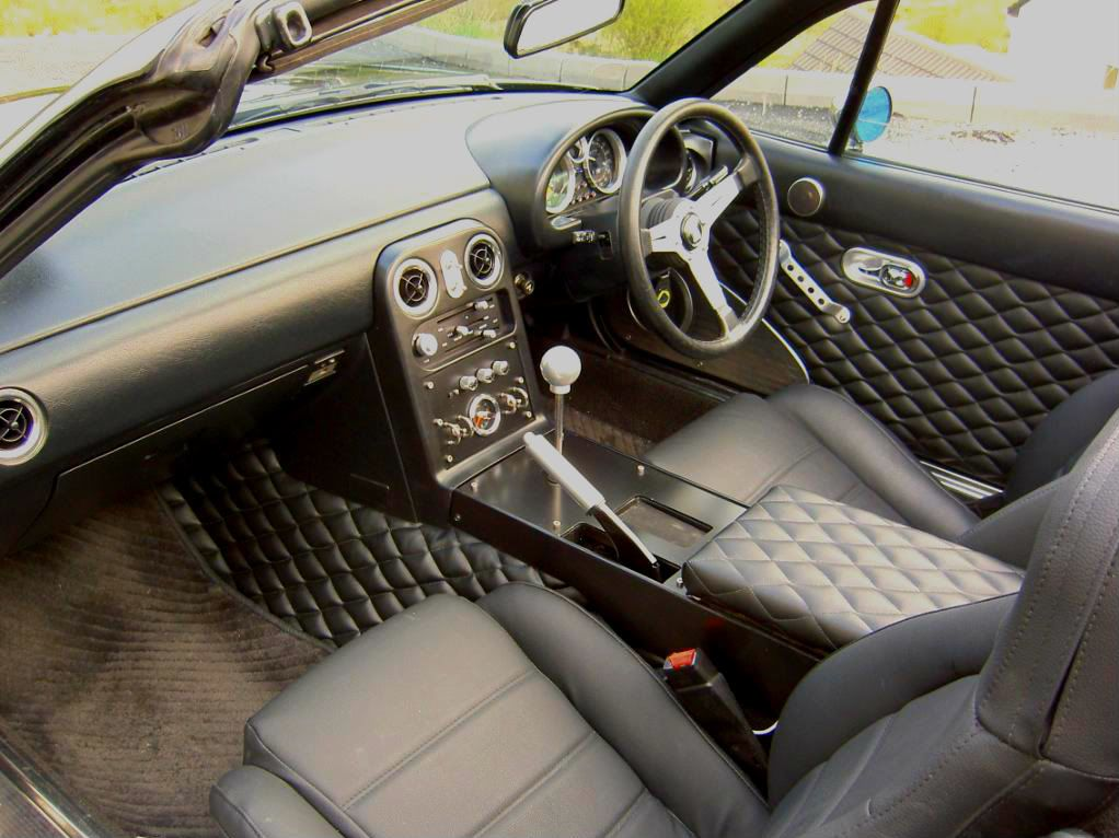 Diy Zoom Style Center Console Clubroadster Net Na Mk1