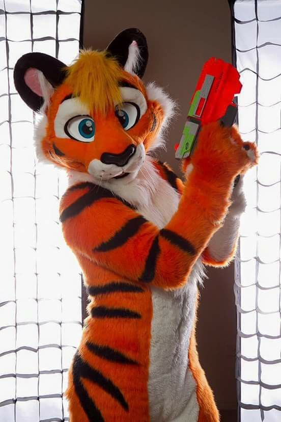 It's Nerf or nothing | Fursuits in 2019 | Fursuit, Furry ...
