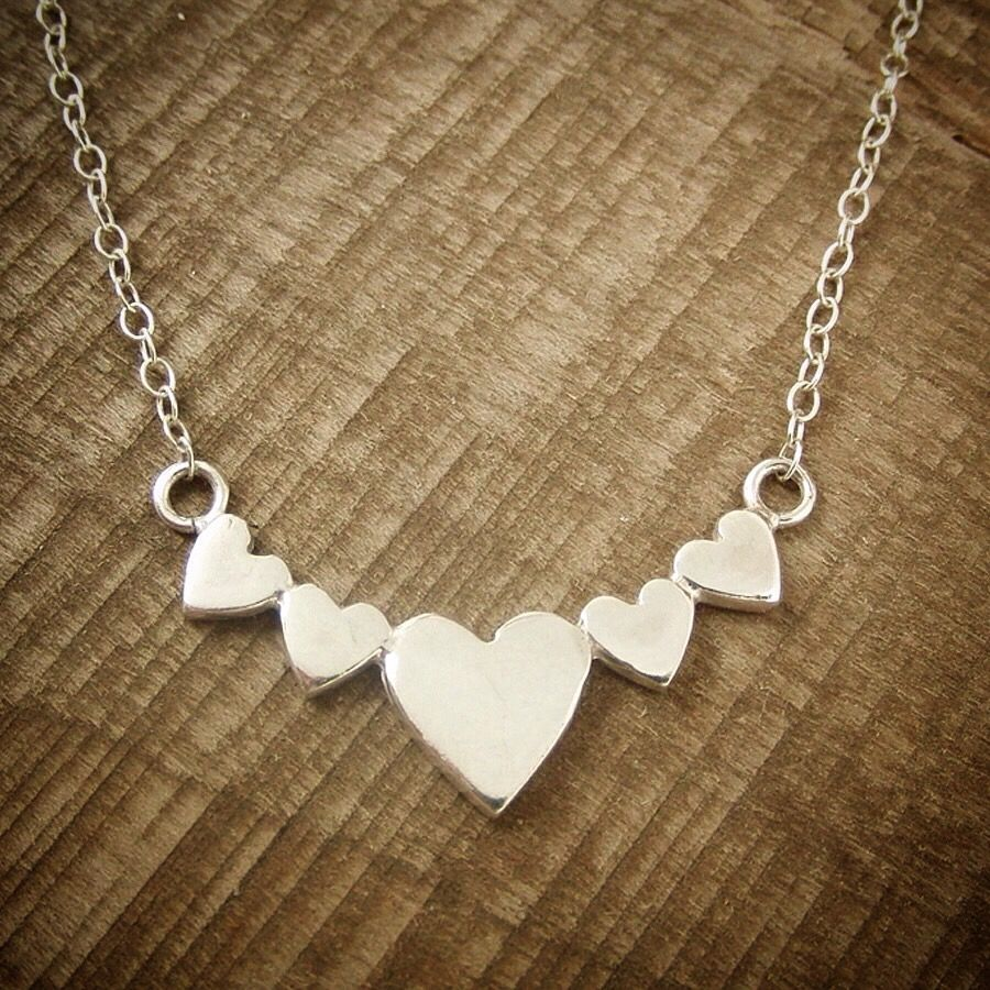 Find Perfect Valentine's Gifts At Yoohoojewellery Uk Handmade  Silver Jewellery