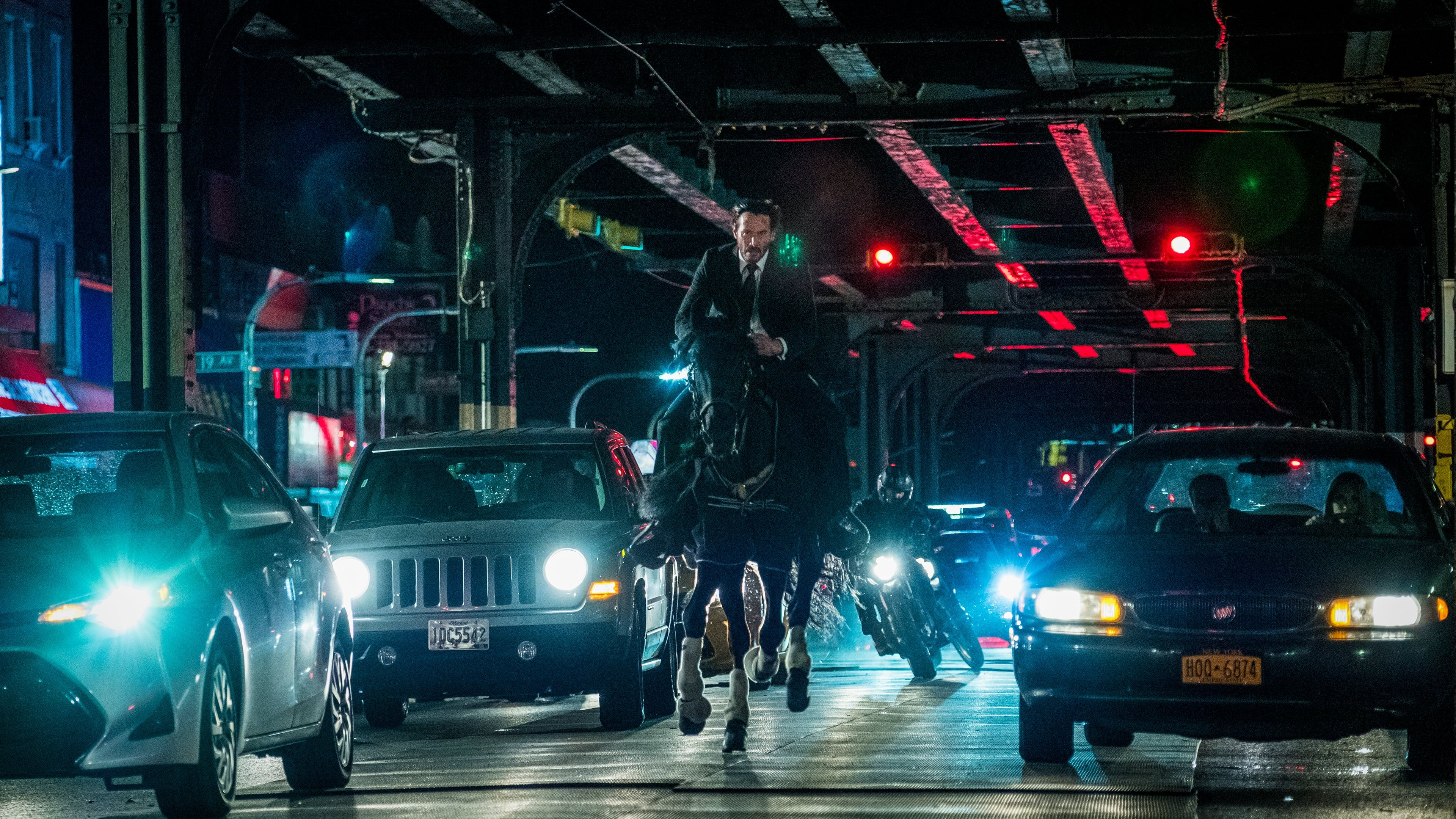 Watch John Wick 3 Parabellum 2019 Full Movie Online Free John Wick Is On The Run For Two Reasons He S Being H John Wick Movie Watch John Wick Full Movies