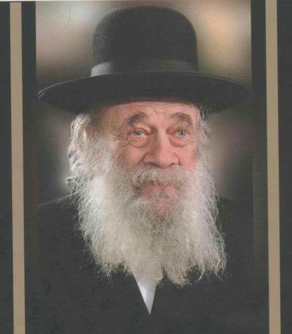 הצדיק אברהם גיניחוסקי