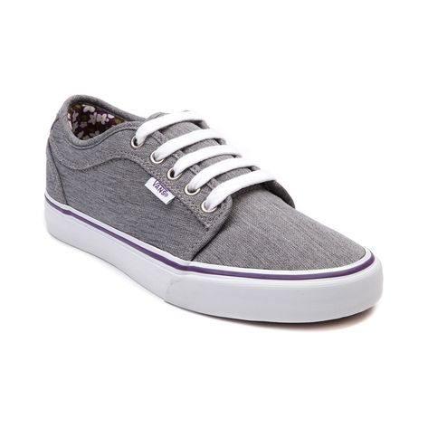 vans chukka low purple