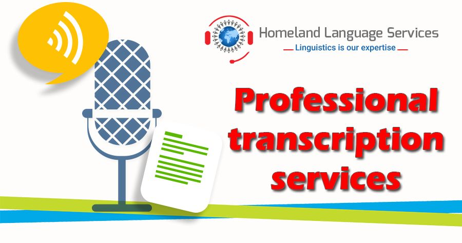 homeland language services rates for professionaltranscriptionservices are affordable we take audio or video files
