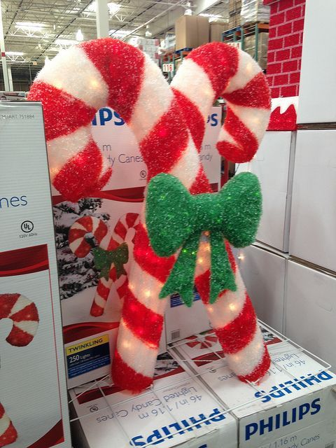 Candy Cane Decoration Ideas Candy Cane Decorating Ideas  Candy Cane Decorating Ideas  Photo