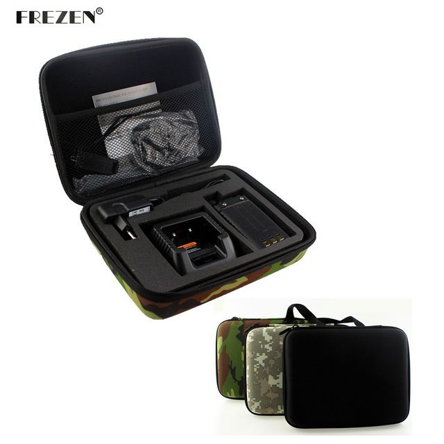 Handbag Storage Box/Bag Two Way Radio Hand Carring Case