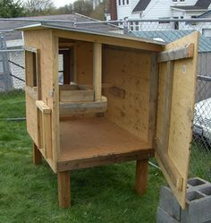 simple chicken coop plans chicken coop design ideas - Chicken Coop Design Ideas